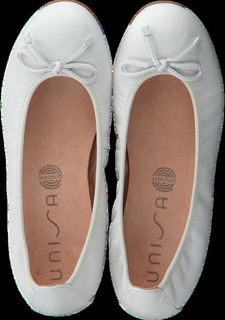 Witte UNISA Ballerina's ACOR  - large