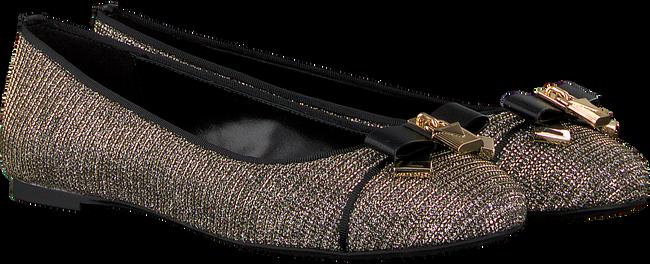 Gouden MICHAEL KORS Ballerina's ALICE BALLET - large