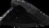Zwarte WARMBAT Pantoffels FLURRY  - small