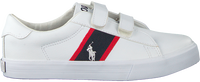 Witte POLO RALPH LAUREN Sneakers GEOFF EZ  - medium