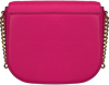 Roze MICHAEL KORS Schoudertas HALF DOME CROSSBODY - small