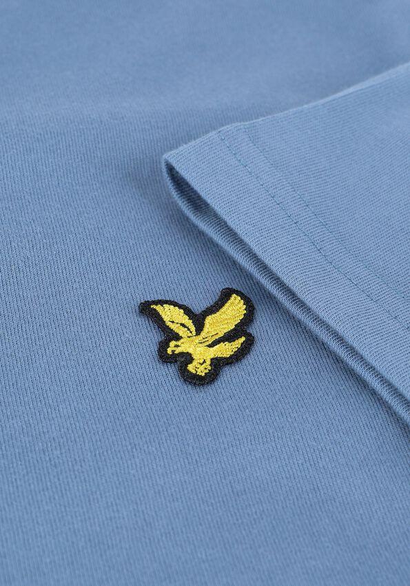 Grijze LYLE & SCOTT T-shirt PLAIN T-SHIRT - larger