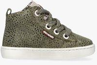 Groene DEVELAB Hoge sneaker 41602  - medium