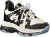 Zwarte BRONX Sneakers BAISLEY 66280 - small