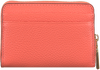 Roze MICHAEL KORS Portemonnee ZA COIN CARD CASE  - small