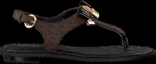Bruine MICHAEL KORS Sandalen ALICE THONG  - large