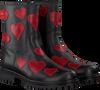 Zwarte FABIENNE CHAPOT Lange laarzen ABEL  - small