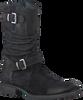 Zwarte GIGA Lange laarzen 8057  - small