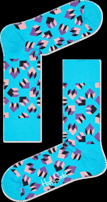 Blauwe HAPPY SOCKS Sokken STE01 - large