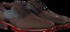 Bruine FLORIS VAN BOMMEL Nette schoenen 19103  - small