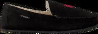 Zwarte POLO RALPH LAUREN Pantoffels DEZI IV  - medium