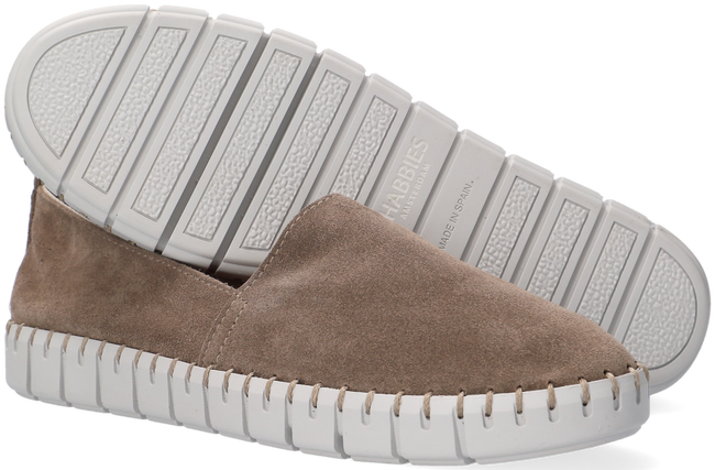 Beige SHABBIES Loafers 120020026  - large