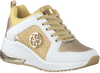 Gouden GUESS Lage sneakers JARYDS  - small