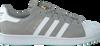 Grijze ADIDAS Sneakers SUPERSTAR HEREN  - small