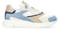 Witte NOTRE-V Lage sneakers J5314B  - medium