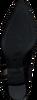Zwarte PEDRO MIRALLES Enkellaarsjes 24781 - small