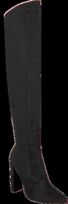 Zwarte STEVE MADDEN Overknee laarzen ESSENCE  - large