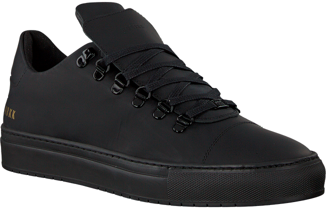 Zwarte NUBIKK Sneakers JHAY GOMMA - large