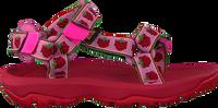 Roze TEVA Sandalen 1019390 T HURRICANE XLT 2 SPNK  - medium