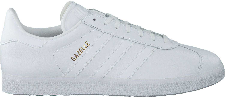 Witte ADIDAS Sneakers GAZELLE HEREN - Omoda