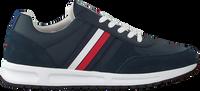 Blauwe TOMMY HILFIGER Lage sneakers MODERN CORPORATE RUNNER  - medium