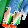 Multi HAPPY SOCKS Sokken LINER  - small