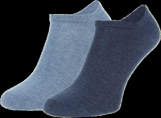 Blauwe TOMMY HILFIGER Sokken TH CHILDREN SNEAKER 2P - large