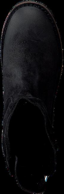 Zwarte SHABBIES Enkellaarsjes 181020134 - large