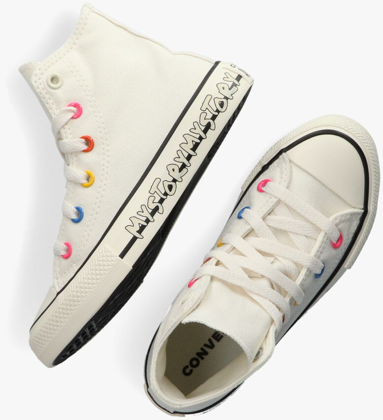 Beige CONVERSE Lage sneakers CHUCK TAYLOR ALL STAR MY STORY  - larger
