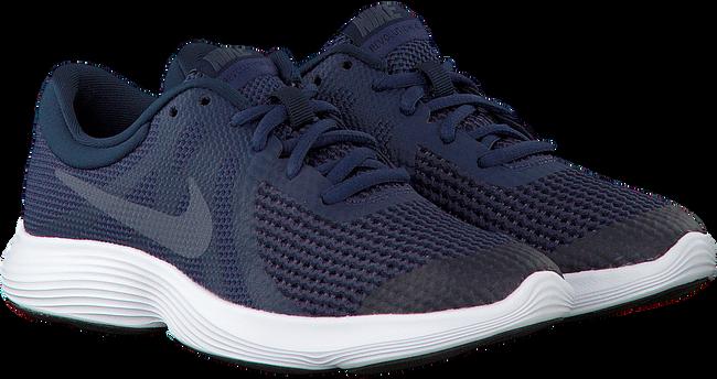 Blauwe NIKE Sneakers REVOLUTION 4 (GS)  - large