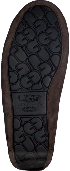 Taupe UGG Pantoffels ASCOT  - large