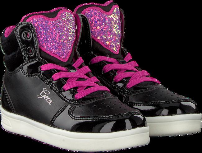Zwarte GEOX Sneakers J844ME - large