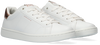 Witte BJORN BORG Lage sneakers T305 CLS BTM W  - small