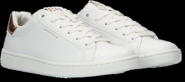 Witte BJORN BORG Lage sneakers T305 CLS BTM W  - large