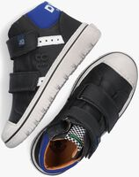 Zwarte DEVELAB Hoge sneaker 41927  - medium