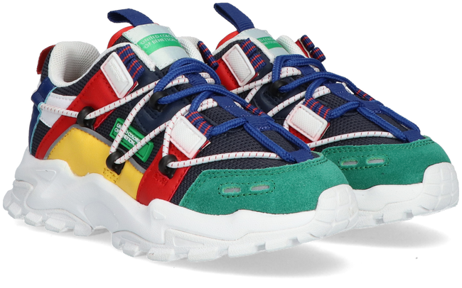 Multi BENETTON Lage sneakers FLOW COLORS  - large