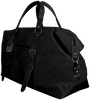 Zwarte LEGEND Handtas WEEKENDBAG - small