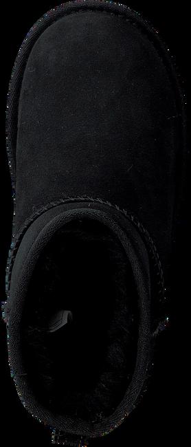 Zwarte UGG Vachtlaarzen CLASSIC MINI II KIDS  - large