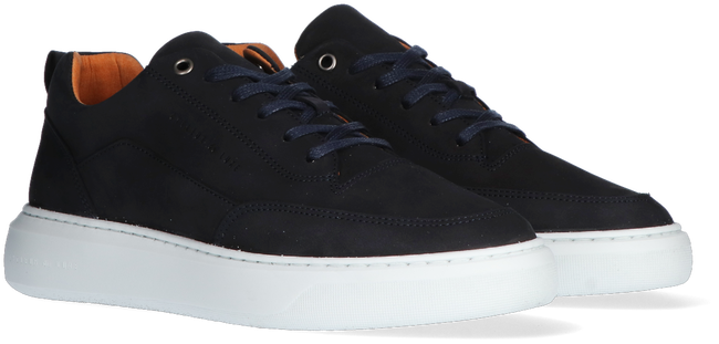 Blauwe CYCLEUR DE LUXE Lage sneakers MIMOSA MEN  - large