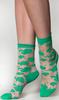 Groene MARCMARCS Sokken EMILY  - small