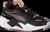 Zwarte PUMA Lage sneakers RS-X MONO METAL WN'S  - small