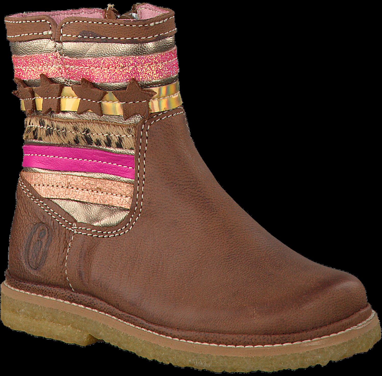 c8481b9828edcf Bruine SHOESME Lange laarzen BC7W048 - Omoda.nl