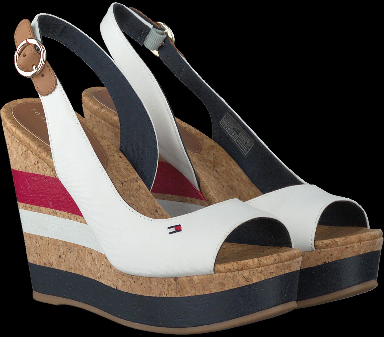 Witte Hilfiger Sandales Estelle 38c ejq4m1z7
