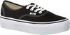 Zwarte VANS Sneakers AUTHENTIC PLATFORM WMN  - small