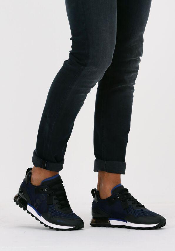 Blauwe CRUYFF Lage sneakers SUPERBIA heren  - larger