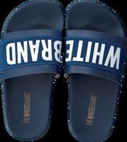 Blauwe THE WHITE BRAND Slippers ELASTIC MINIMAL KIDS - medium