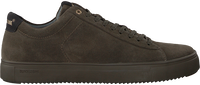 Grijze BLACKSTONE Lage sneakers SG20  - medium