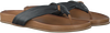 Zwarte INUOVO Slippers 6005  - small