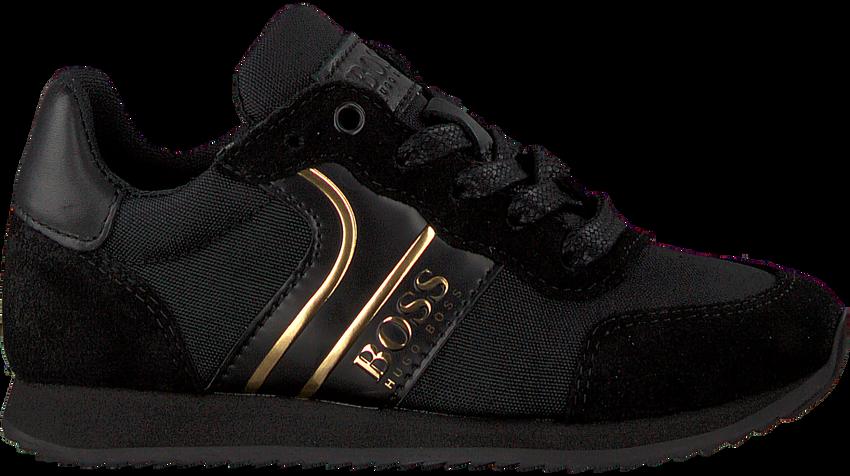 Zwarte BOSS KIDS Sneakers J29184  - larger