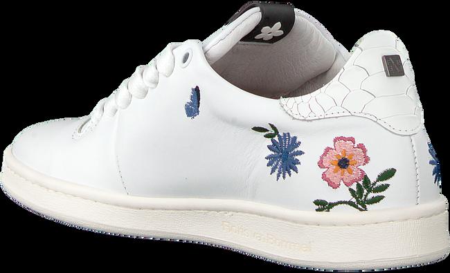 Witte FLORIS VAN BOMMEL Sneakers 85235  - large